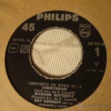 Discos de vinilo: DISCO SINGLE EP ES DE LOS AÑOS 60/70 RAY CONNIFF. Lote 42227279