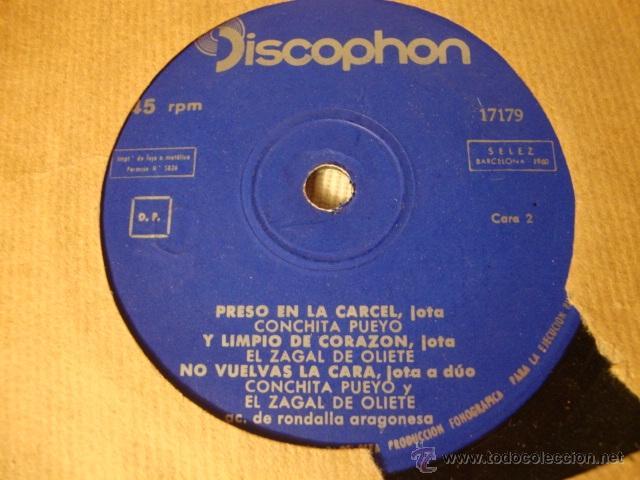 DISCO SINGLE EP ES DE LOS AÑOS 60/70 (Música - Discos de Vinilo - EPs - Grupos Españoles 50 y 60)