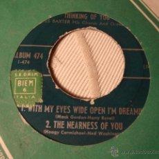 Discos de vinilo: DISCO SINGLE EP ES DE LOS AÑOS 60/70. Lote 42228013