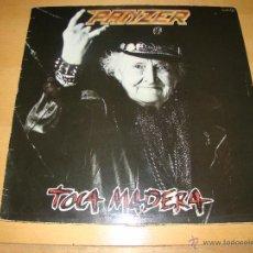 Dischi in vinile: LP - PANZER - TOCA MADERA. Lote 195422345