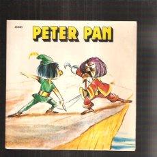 Discos de vinilo: PETER PAN . Lote 42239548