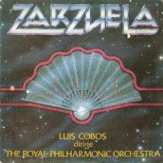 Discos de vinilo: VENDO SINGLE DE LUIS COBOS. Lote 42267027