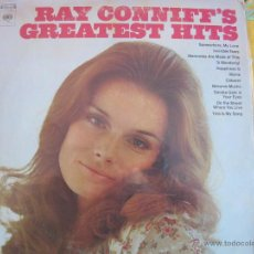 Dischi in vinile: LP - RAY CONNIFF - GREATEST HITS (USA, COLUMBIA RECORDS SIN FECHA). Lote 42267627
