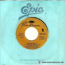 Discos de vinilo: JOSE LUIS RODRIGUEZ - BOCA, DULCE BOCA - PROMO . Lote 42271591