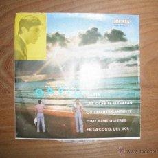 Discos de vinilo: DAVID. LAS OLAS TE LLEVARAN...+ 3. EP. IBERIA 1971. Lote 42271800