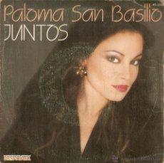Discos de vinil: VENDO SINGLE DE PALOMA SAN BASILIO.. Lote 42274973