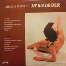 Discos de vinilo: VENDO LP DE JACK DE MELLO Y SU GRAN ORQUESTA DE CUERDA. (MUSICA PARA EL ATARDECER).. Lote 42282026