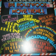 Discos de vinilo: =LP-VINILO-GRAN BRETAÑA- GEOFF LOVE-BIG HOLLYWOOD MOVIE THEMES-12 TEMAS-MFP/EMI-1975-.. Lote 42287948