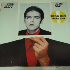 Discos de vinilo: JOHN HIATT ( SLUG LINE ) USA 1979-GERMANY LP33 MCA RECORDS. Lote 42292503