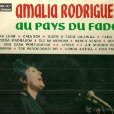 Discos de vinilo: AMALIA RODRIGUES LP SELLO DUCRETET THOMSON EDITADO EN FRANCIA. Lote 42293762
