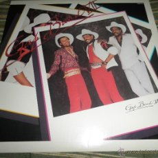 Discos de vinilo: GAP BAND VII LP - ORIGINAL U.S.A. - TOTAL EXPERIENCE RECORDS 1985 CON FUNDA INT. ORIGINAL -. Lote 42296253