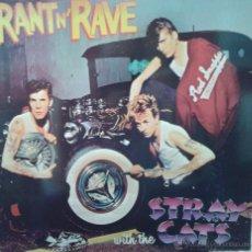 Discos de vinilo: MAGNIFICO LP STRAY - CATS - RANTN RAVE -. Lote 42299573