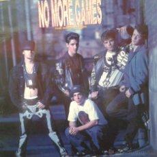 Discos de vinilo: MAGNIFICO LP - NO - MORE - GAMES - THE REMIX ALBUM -. Lote 42299711