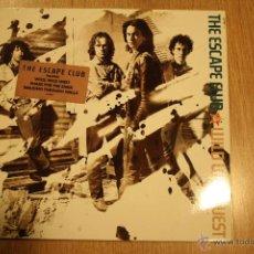 Discos de vinilo: THE ESCAPE CLUB, WILD WEST, WEA RECORDS, 1988, GERMANY, LP. Lote 42303288