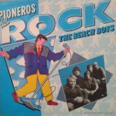 Discos de vinilo: MAGNIFICO LP DE - THE - BEACH - BOYS - PIONEROS DEL ROCK -. Lote 42305246
