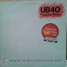 Discos de vinilo: MAGNIFICO LP DE - UB40 - PRESENT - ARMS - DEL AÑO 1981 -. Lote 42305255