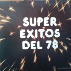 Discos de vinilo: MAGNIFICO - LP - DE - S U P E R - E X I T O S - 78 -. Lote 42305604