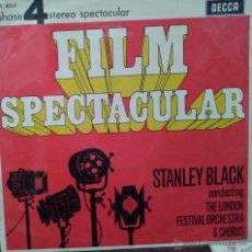 Discos de vinilo: MAGNIFICO LP - DE F I L M - S P E C T A C U L A R - STANLEY - BLACK -. Lote 42305642