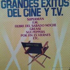 Discos de vinilo: MAGNIFICO - LP - G R A N D E S - E X I T O S - D E L - C I N E - Y T V -. Lote 42305715