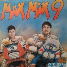 Discos de vinilo: MAGNIFICO - ALBUM - MAX - MIX - 9 - DOBLE LPS.. Lote 42305767