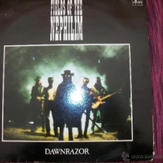 Discos de vinilo: LP FIELDS OF THE NEPHILIM – DAWNRAZOR – ENGLAND 1990 – SITUATION TWO – SITL18 – GOTHIC . Lote 42314122