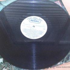 Discos de vinilo: VINILO DE VILLANCICOS // REGAL SERIE AZUL // 1968. Lote 42317070