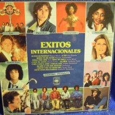 Discos de vinilo: UXV EXITOS INTERNACIONALES LP 1979 BOSE SHEILA BILDU JACKSONS TOTO TOZZI LAINE WARD CHEAP TRICK. Lote 42318058