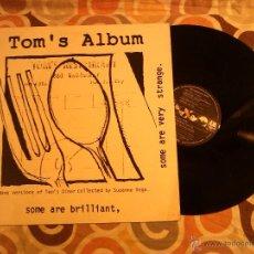 Discos de vinilo: TOM'S ALBUM LP 1991. Lote 42325151