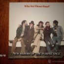 Discos de vinilo: NEW RIDERS OF THE PURPLE SAGE - WHO ARE THOSE GUYS ? . Lote 42327305