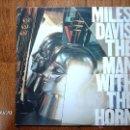 Discos de vinilo: MILES DAVIS - THE MAN WITH THE HORN . Lote 42327582