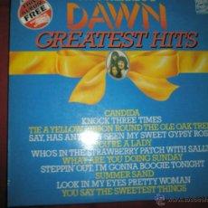Discos de vinilo: =LP-VINILO-GRAN BRETAÑA-TONY ORLANDO & DAWN-GREATEST HITS-1970S-.. Lote 42328980