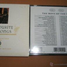 Discos de vinilo: =Aº CDS-40 FAVOURITES IRISH SONGS-GOLD COLLECTION-CELTA-CLASSICS SONGS-PERFECTO ESTADO.. Lote 42329784