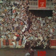 Discos de vinilo: LOS IRUÑA=KO LP SELLO COLUMBIA AÑO 1970 . Lote 42335179