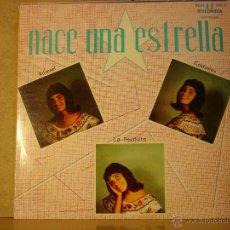 Discos de vinilo: RAQUEL CASTAÑOS LA PECOSITA - NACE UNA ESTRELLA - DISCOMODA DCM 383 - 1964 - EDICION VENEZOLANA. Lote 42335230