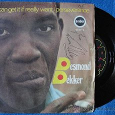 Discos de vinilo: DESMOND DEKKER -YOU CAN GET IT IF REALLY WANT- RESERVADO. Lote 91083062
