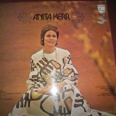 Discos de vinilo: =Aº LP-VINILO-GRAN BRETAÑA-ANITA KERR-DAYTIME,NIGHTIME-PHILIPS-1970.1.2-BUEN ESTADO.. Lote 42343478