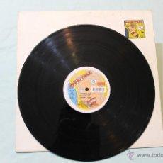 Discos de vinilo: BOOBYTRAX DON'T GO TRANZANIA MAXI RARO CARATULA BLANCA 1993. Lote 42352074