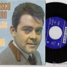 Discos de vinilo: FRANCISCO HEREDERO-CON LOS OJOS ABIERTOS-MI CAMINO. Lote 42352530