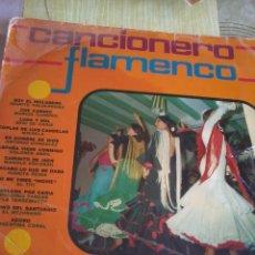 Discos de vinilo: CANCIONERO FLAMENCO. C5V. Lote 42352975