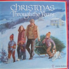 Discos de vinilo: LP - CHRISTMAS THROUGH THE YEARS - VARIOS (CAJA CON 6 LP'S, ENGLAND, READER'S DIGEST MUSIC). Lote 42353250
