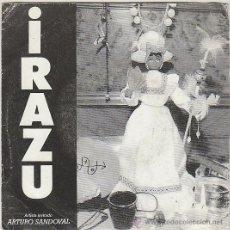 Discos de vinilo: IRAZU, SON ASÍ, EDITADO POR ENFASIS EN 1992. Lote 42354087