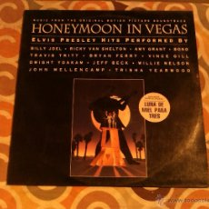 Discos de vinilo: HONEYMOON IN VEGAS - LP 1992. Lote 42354821