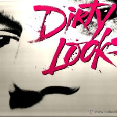 Discos de vinilo: LP DIRTY LOOKS : COOL FROM THE WIRE . Lote 42357642
