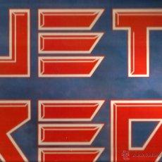 Discos de vinilo: LP JET RED . Lote 42357657