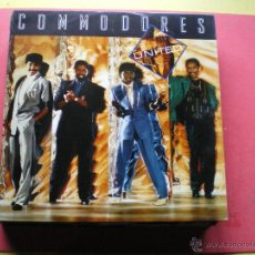 Discos de vinilo: COMMODORES UNITED LP 1986 POLYDOR SPANISH. Lote 42362965