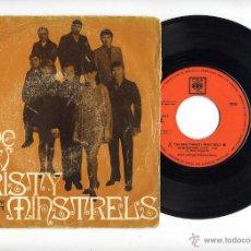 Discos de vinilo: THE NEW CHRISTY MINSTREL 45 RPM SUMMERTIME LOVEFOLK EE.UU. SESENTAS. Lote 42365179