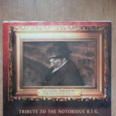 Discos de vinilo: TRIBUTE TO THE NOTORIOUS B.I.G. - STING Y OTROS. Lote 42368773