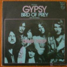Discos de vinilo: URIAH HEEP - GYPSY BIRD OF PREY. Lote 42369633