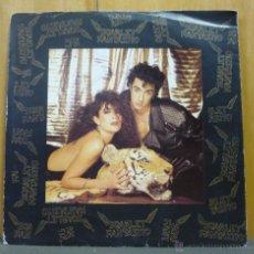 Discos de vinilo: SCARLET FANTASTIC - PLUG ME IN - SINGLE ARISTA 1987 - SN1-*2. Lote 42373158