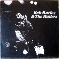 Discos de vinilo: BOB MARLEY & THE WAILERS MAXI-SINGLE. Lote 42388656